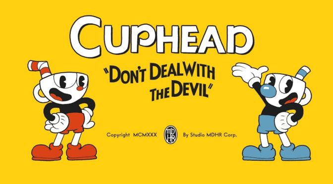 "iam8bit is releasing a 2LP ""best of""-style album with music from Cuphead"