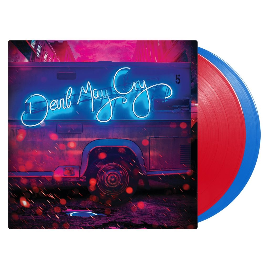 Devil May Cry 5 - 2LP Front