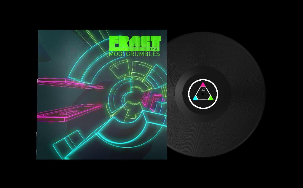 Fract Osc - Front & Vinyl