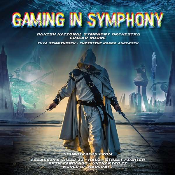 Gaming In Symphony - Front