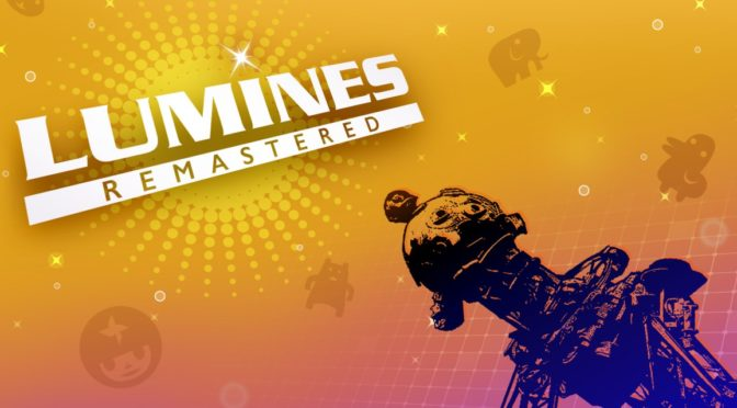 Lumines Remastered - Feature