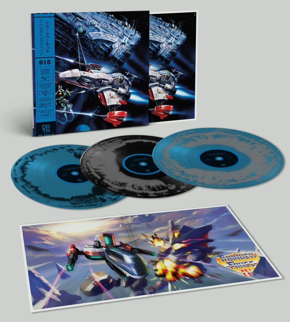 Thunder Force IV - Limited Edition
