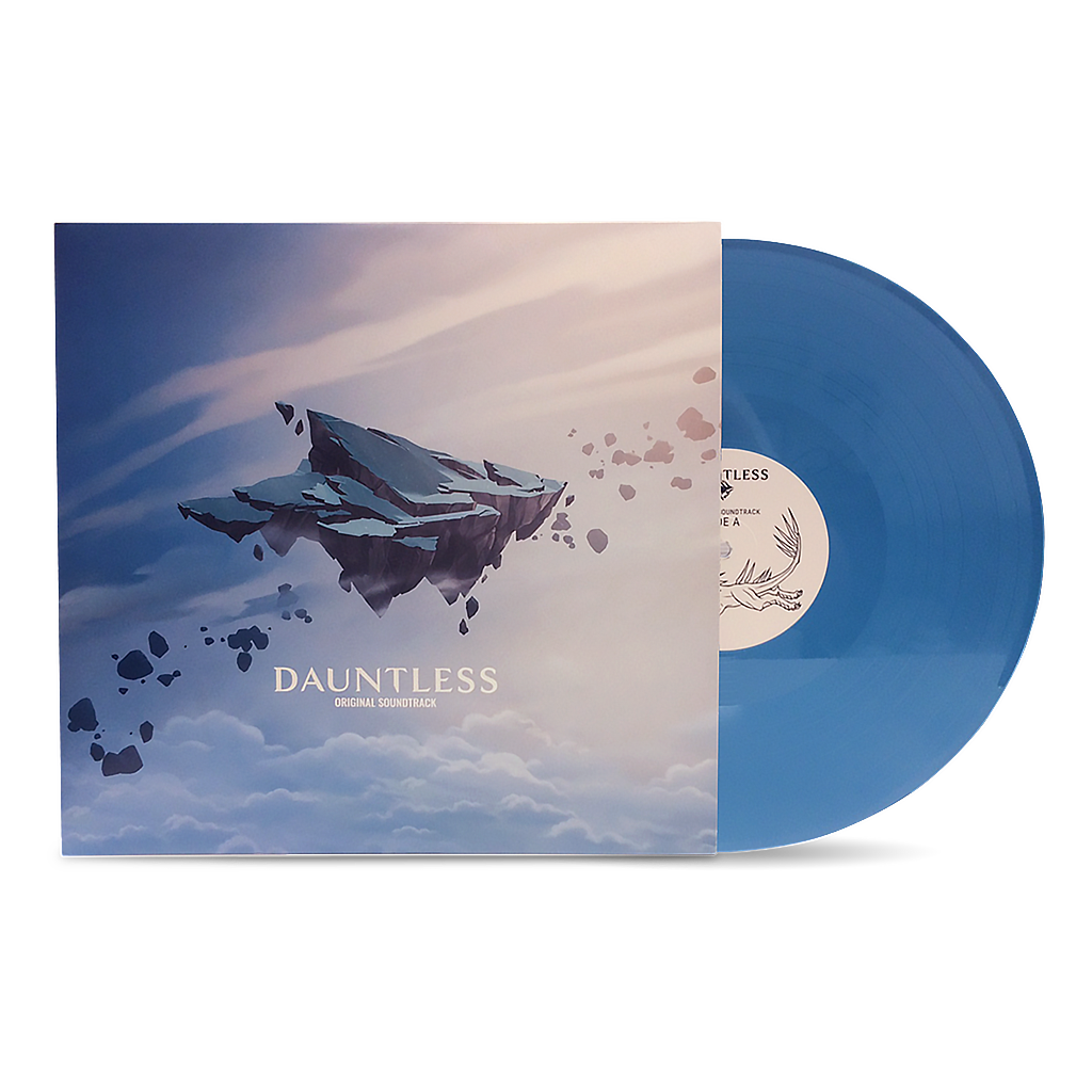 Dauntless - Front Blue
