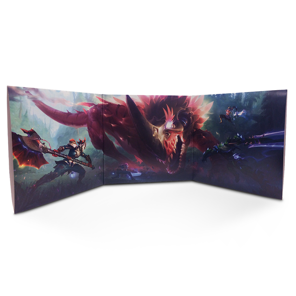 Dauntless - Gatefold