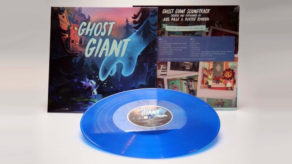 Ghost Giant - Contents