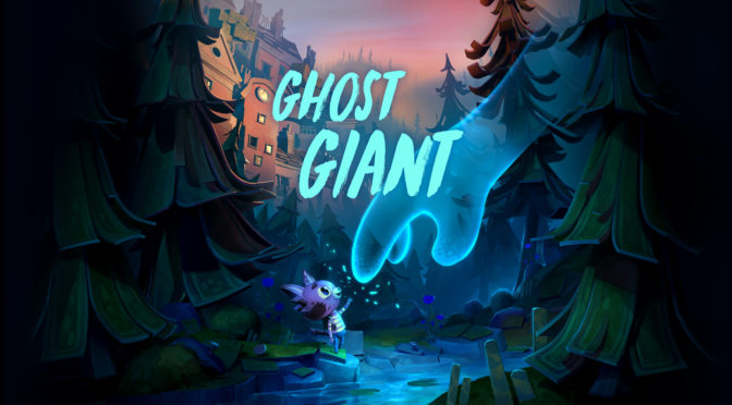 The Ghost Giant soundtrack is getting a vinyl release
