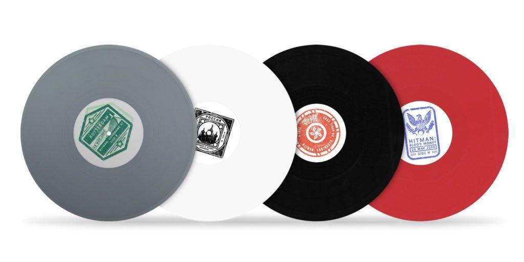 Hitman - Vinyl