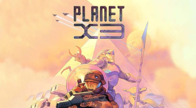 The Planet X3 soundtrack is now available on vinyl