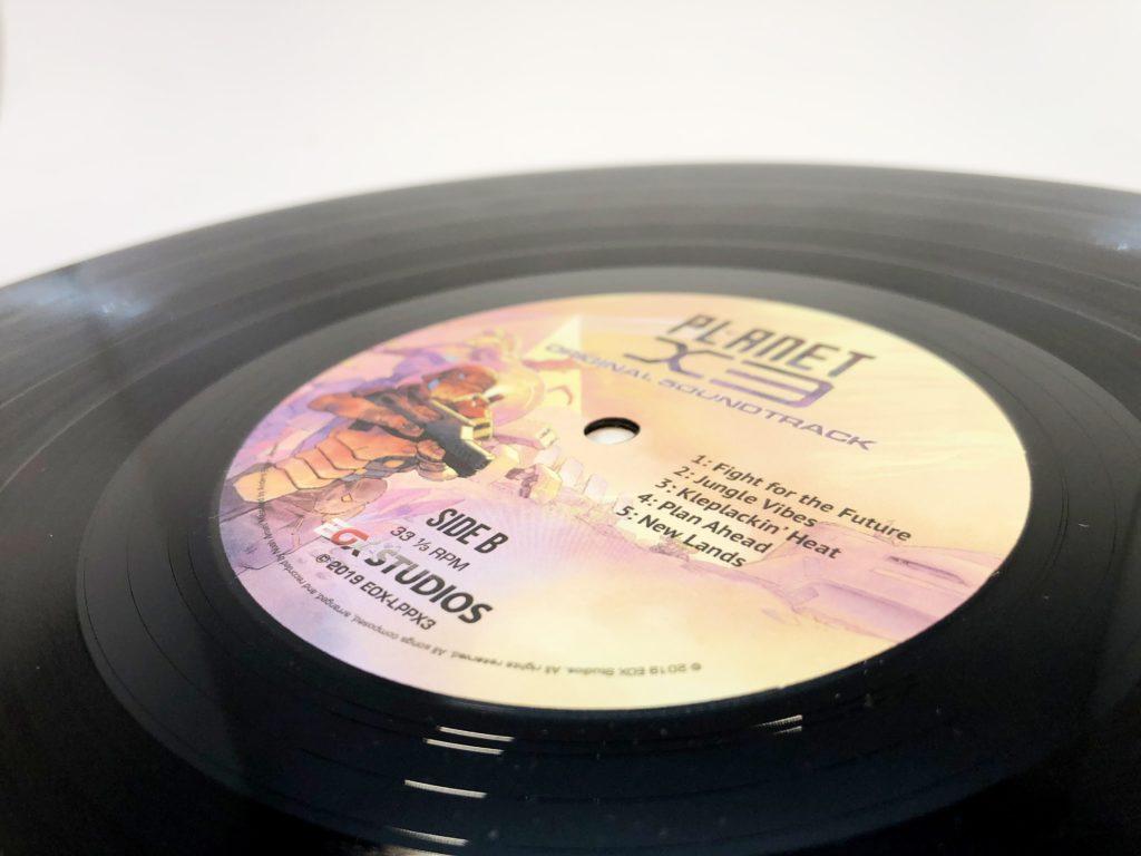 Planet X3 - Vinyl