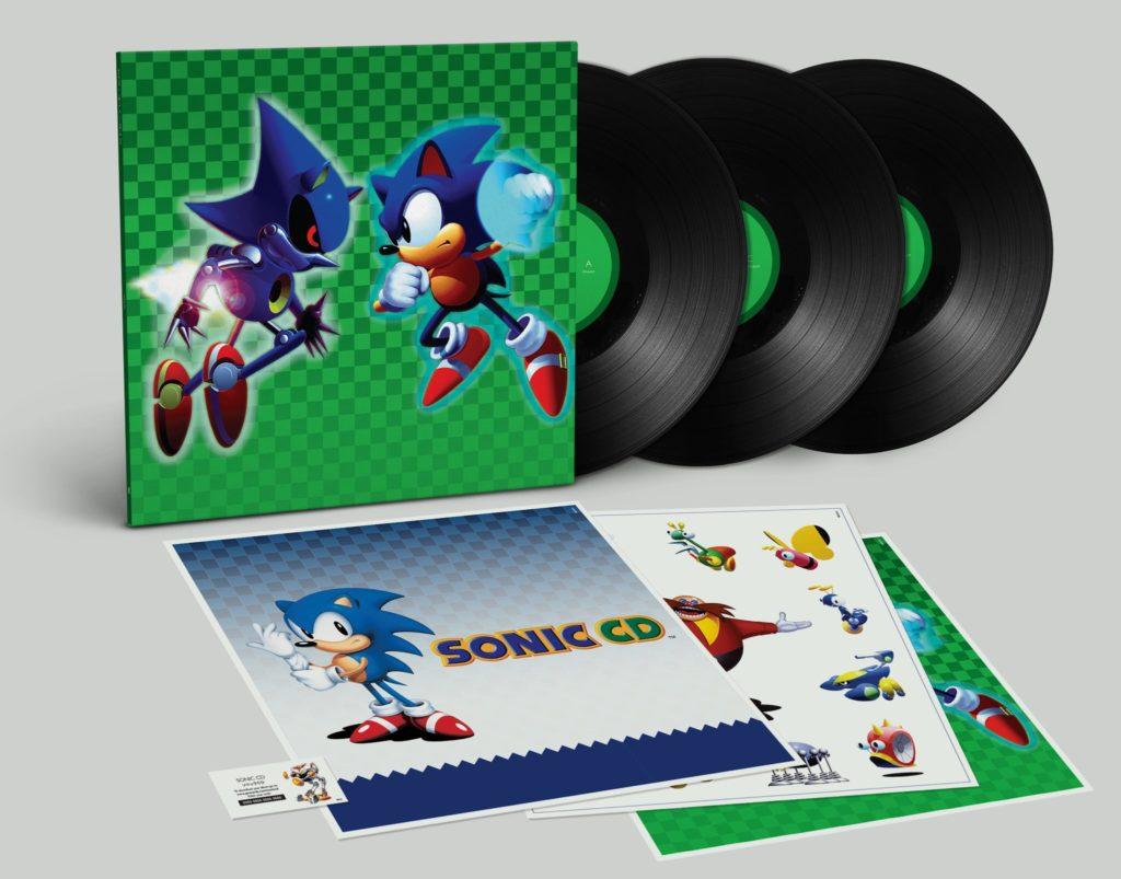 Sonic CD - Black