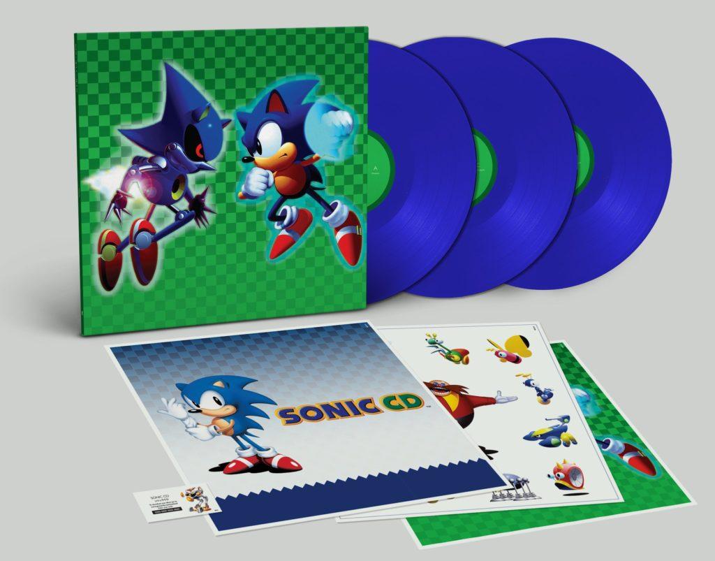 Sonic CD - Blue