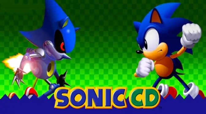 Data Discs to release the soundtrack to Sonic CD on vinyl