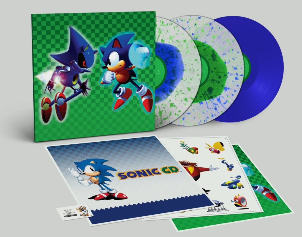 Sonic CD - Limited Edition