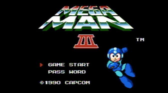 Mega Man 3 - Feature