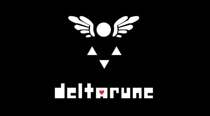 Fangamer are taking preorders for the Deltarune vinyl soundtrack