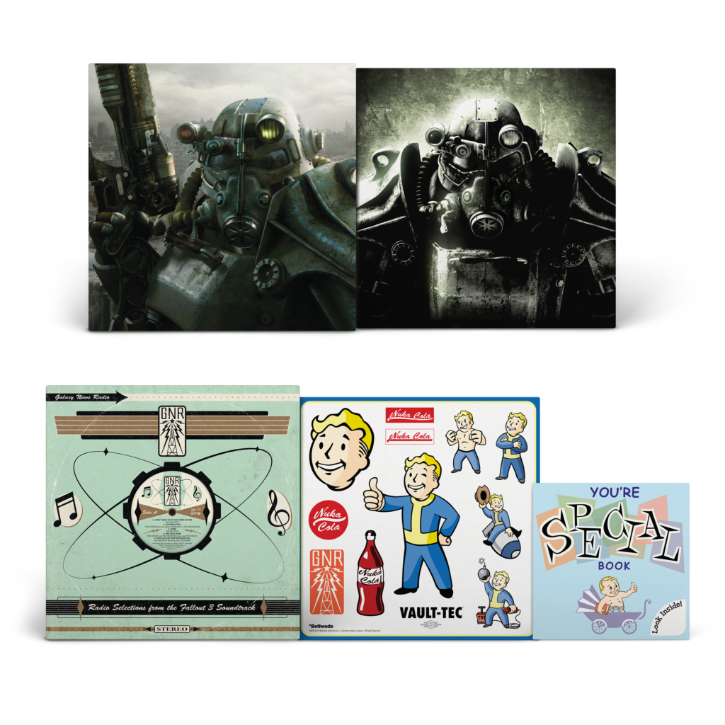 Fallout 3 - Box Contents