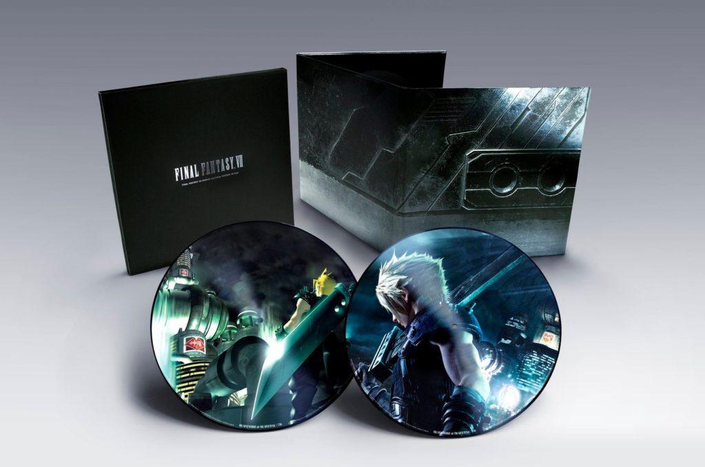 Final Fantasy VII Remake - Mockup