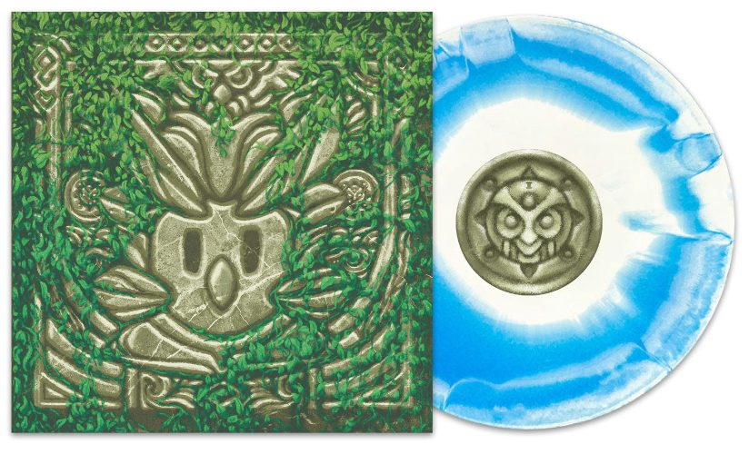Owlboy - Front Vinyl (Yetee Variant)
