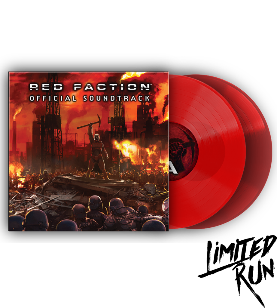 Red Faction - Front