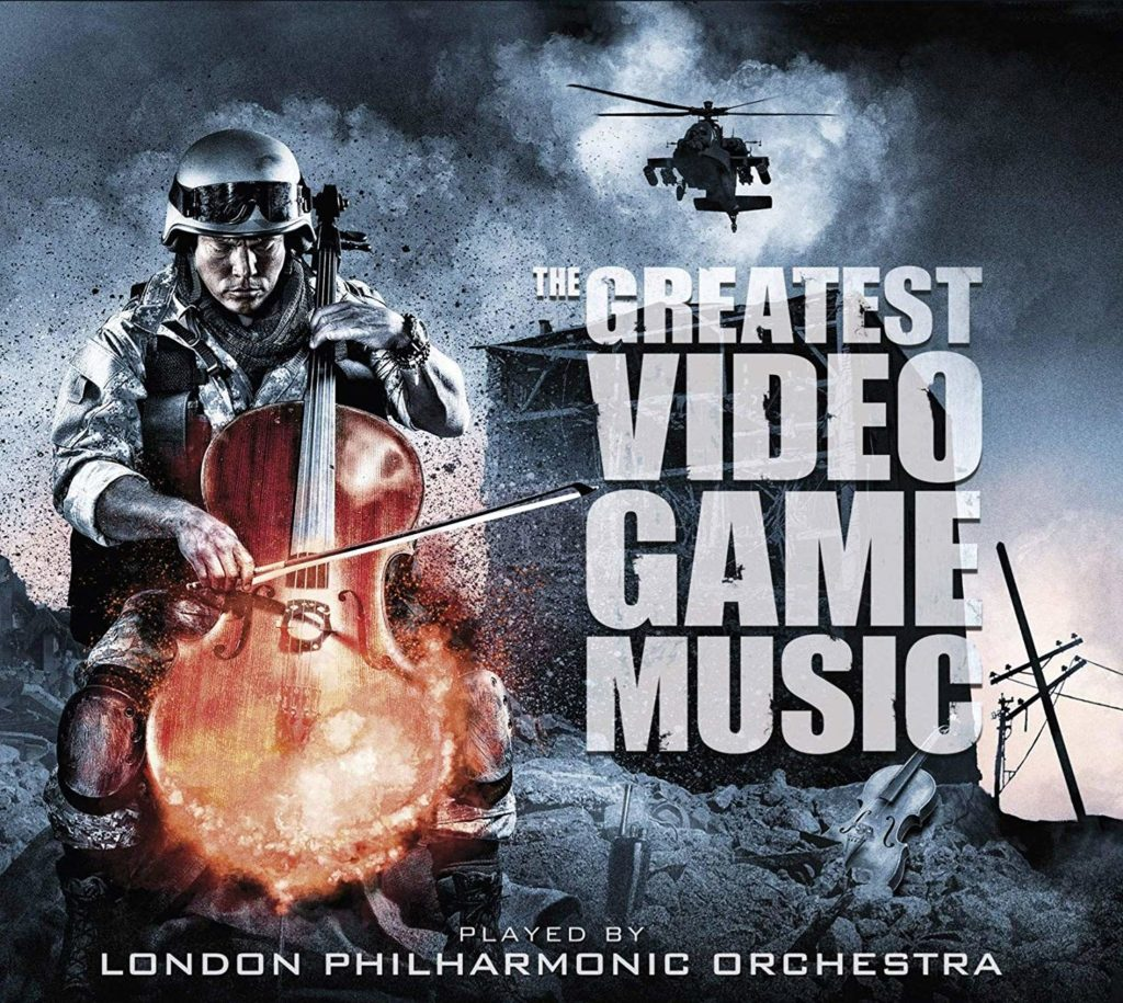 The Greatest Video Game Music - Front