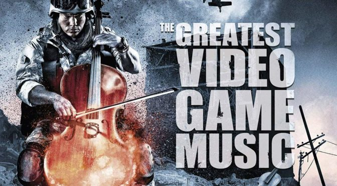 "Arrangement album ""The Greatest Video Game Music"" to get a vinyl release"