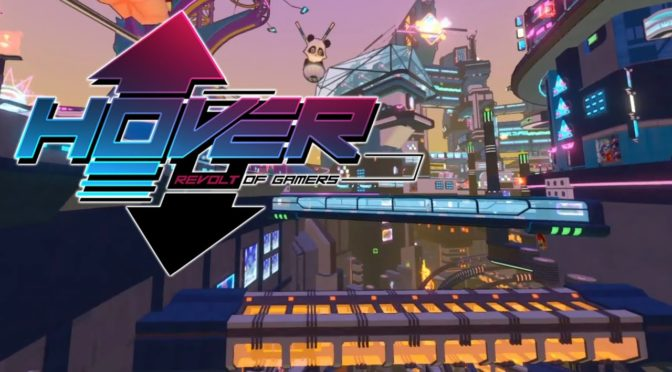 Hover: Revolt Of Gamers - Feature