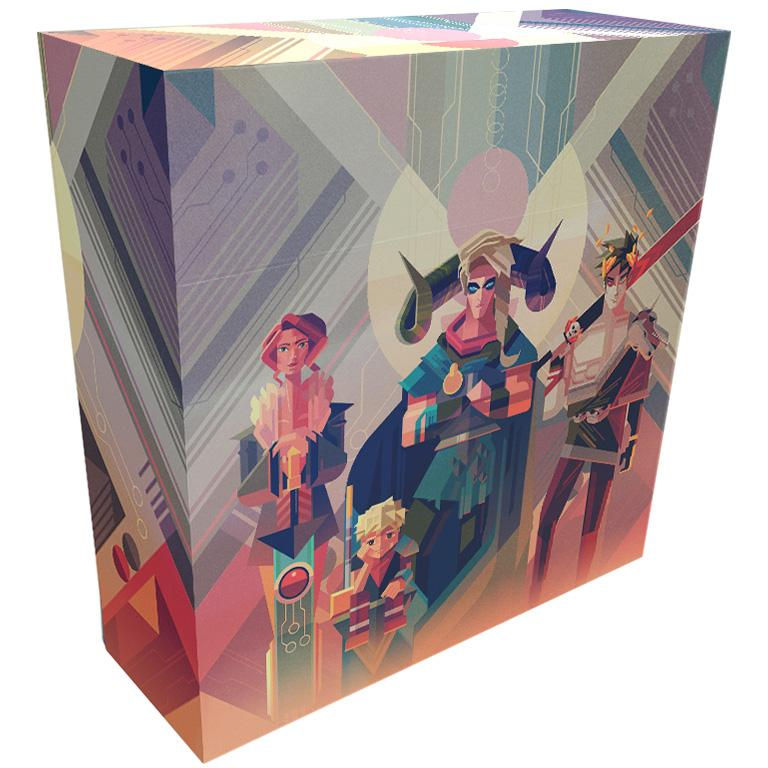 Supergiant: The 10th Anniversary Collection - Box Front