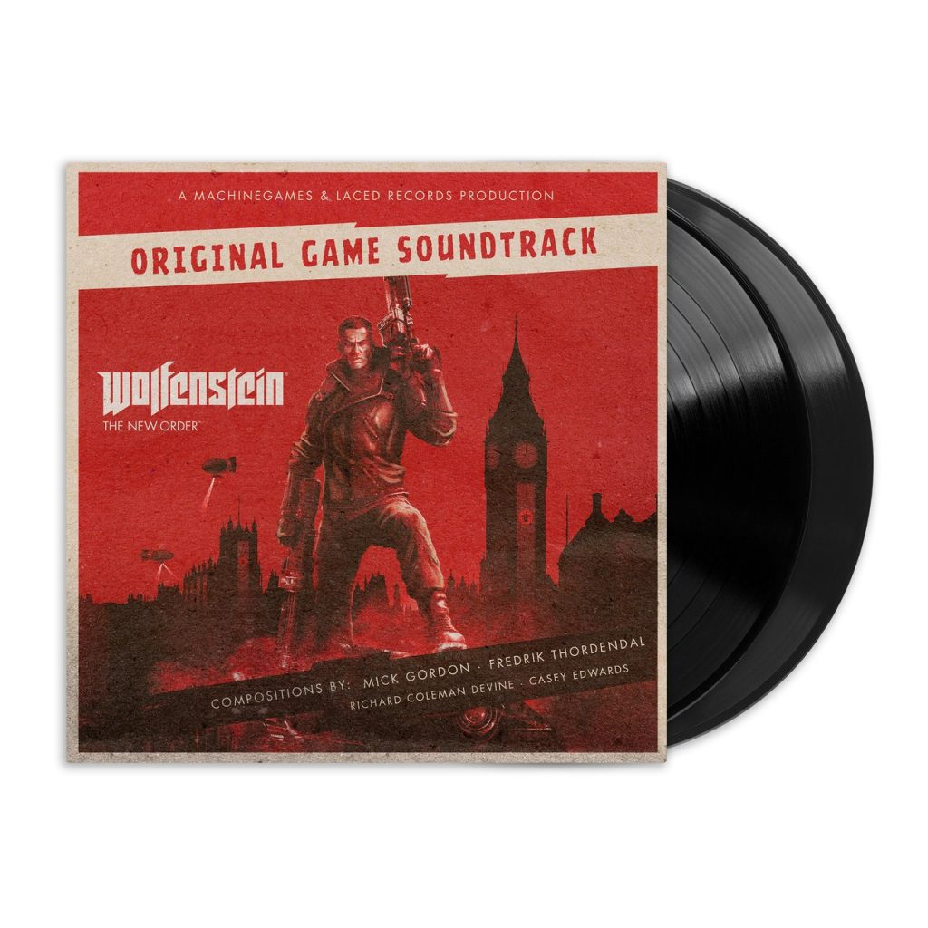 Wolfenstein: The New Order - Front