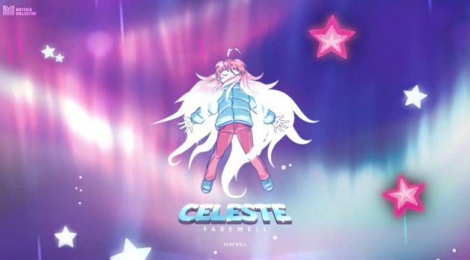 Celeste: Farewell and ESCism now available from Ship To Shore