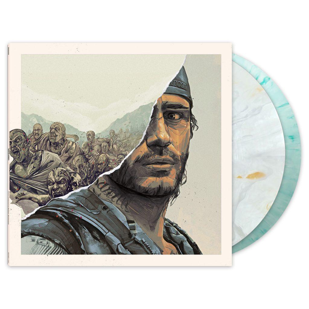 Days Gone - Front & Vinyl