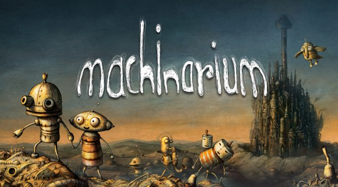 Machinarium Remixed LP is now available to preorder