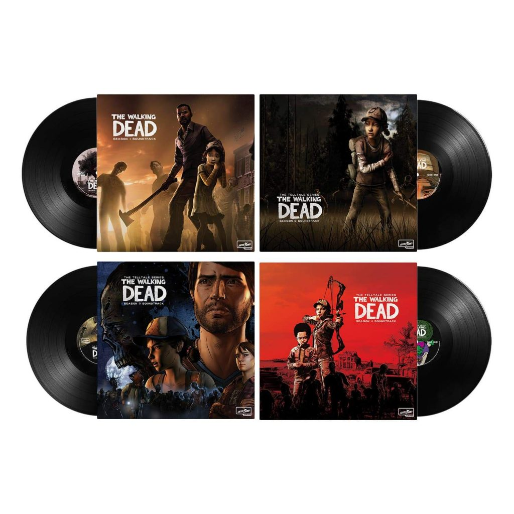 The Walking Dead: The Telltale Series - Vinyl Bundle