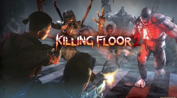 Killing Floor 2 preorders now live from Debug Records