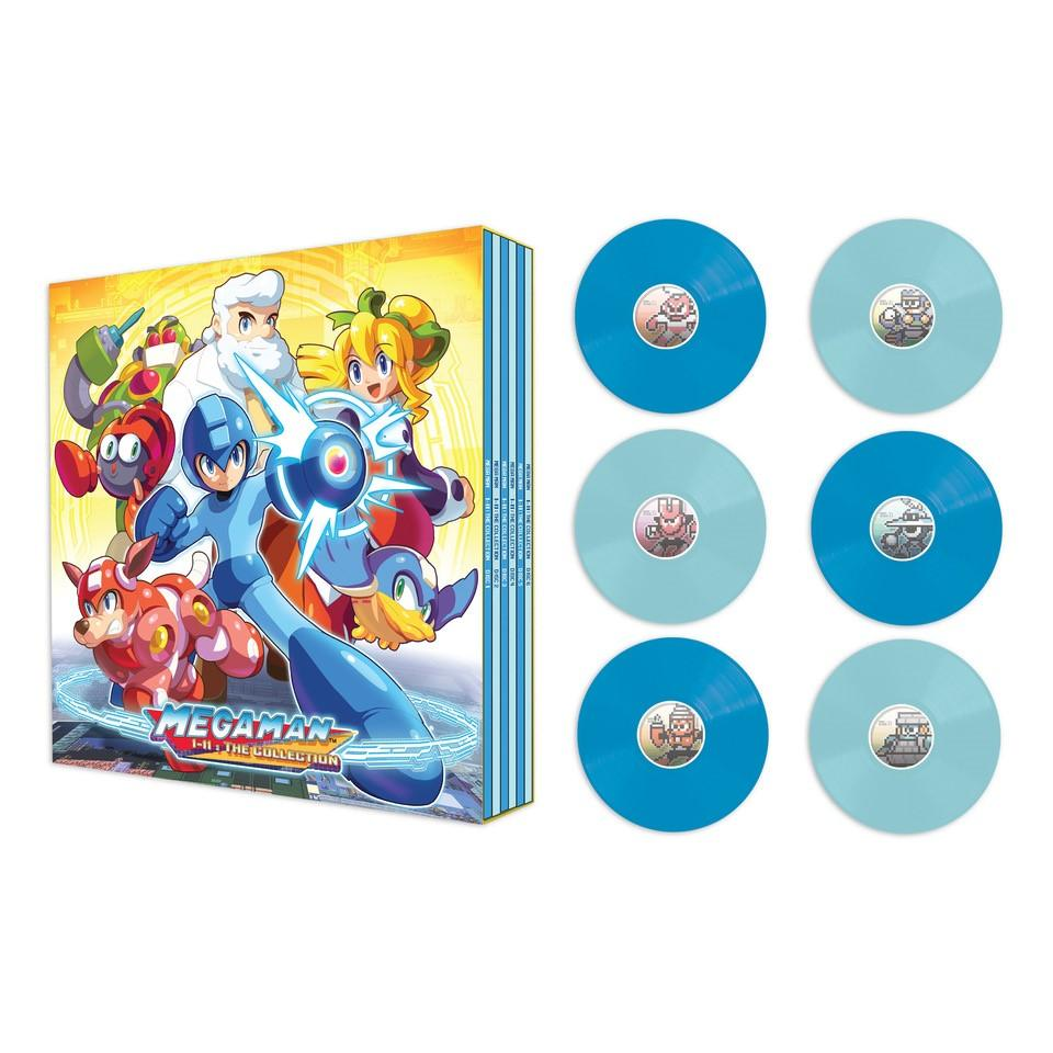 Mega Man 1-11: The Collection - Records