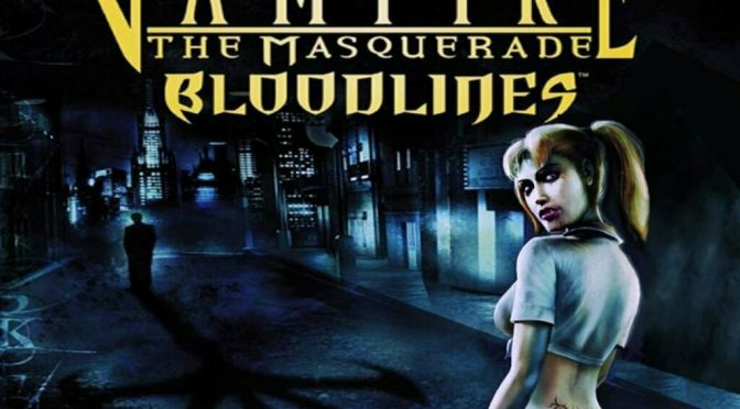 Vampire: The Masquerade – Bloodlines 2LP available to preorder now