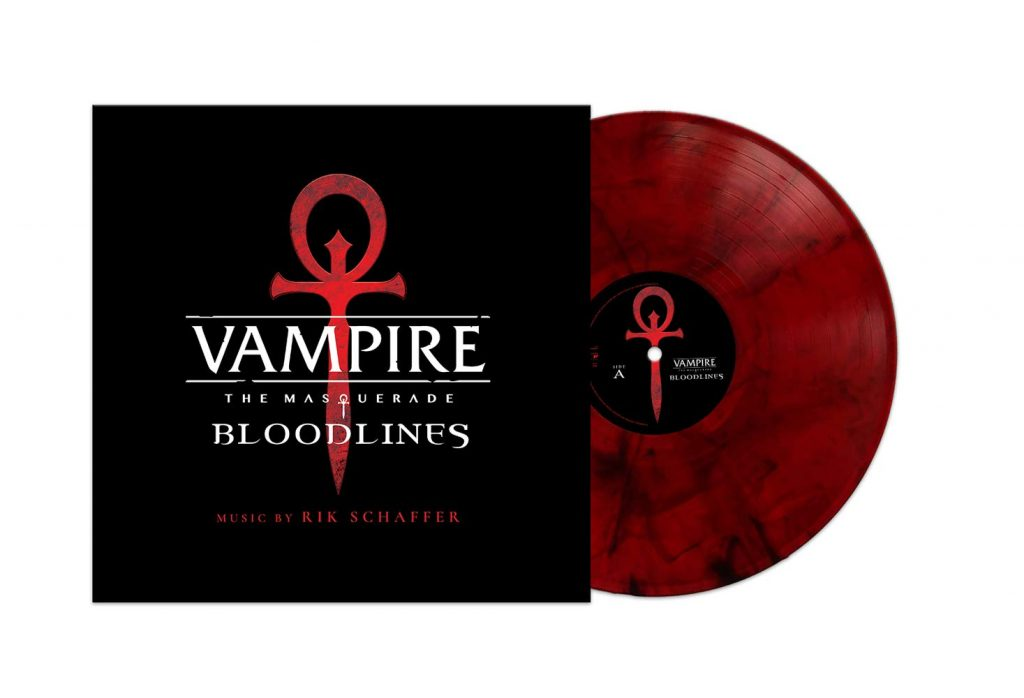 Vampire: The Masquerade Bloodlines - Front