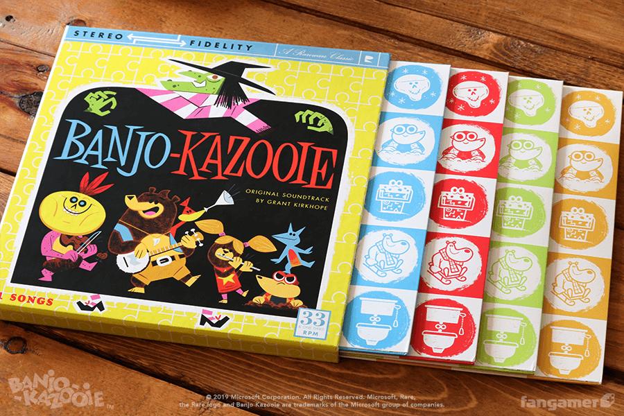 Banjo-Kazooie - Front