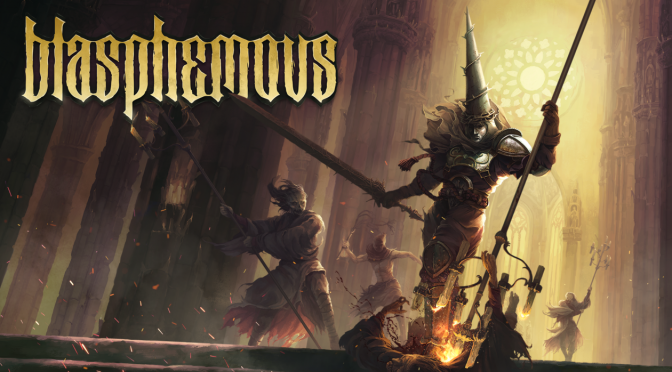 Blasphemous vinyl soundtrack up for preorder from Limited Run Games