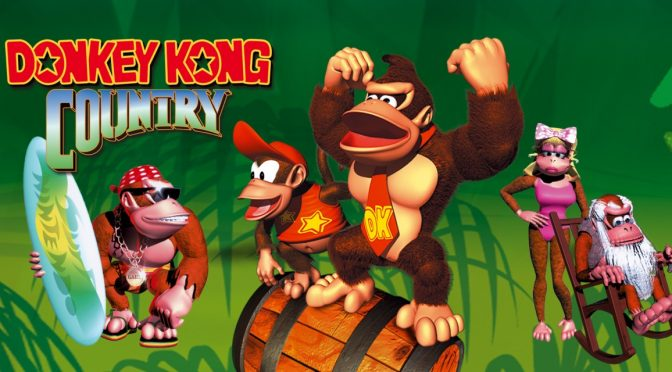 Donkey Kong Country - Feature