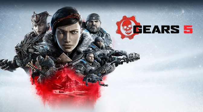 Laced Records to release Gears 5 soundtrack on vinyl