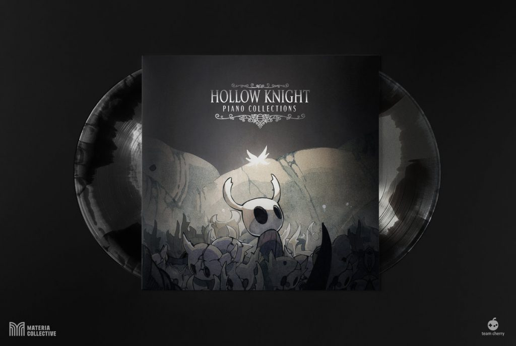 Hollow Knight Piano Collections - Front