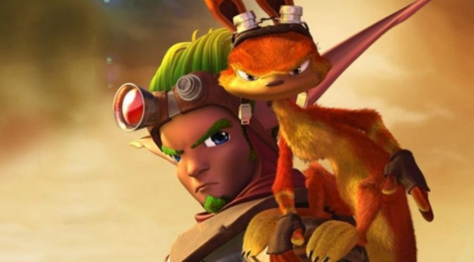 Fangamer is releasing a Jak And Daxter 2LP collection