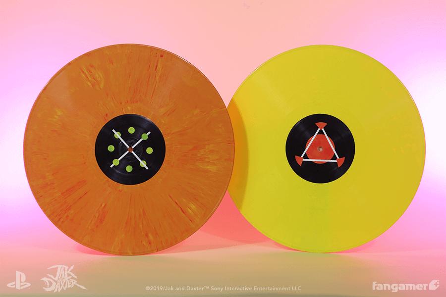 Jak And Daxter - Vinyl