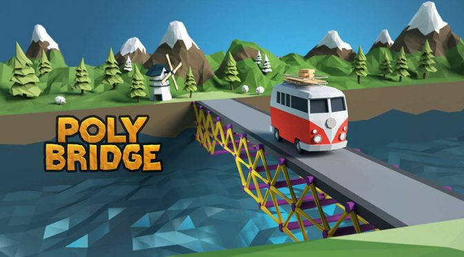 Poly Bridge soundtrack to be released on vinyl by Yetee Records