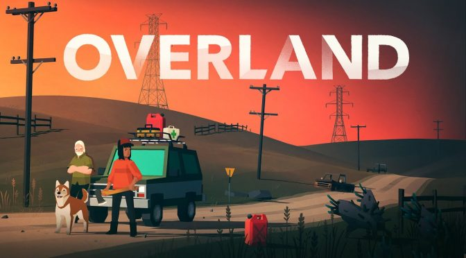 Overland: Biomes 2LP available for backing via Bandcamp's crowdfunding