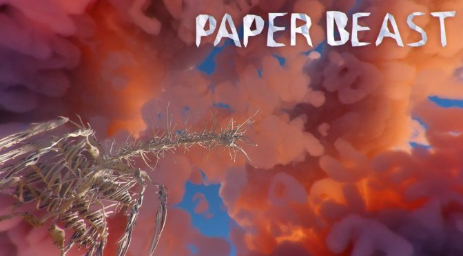 G4F Records to release the Paper Beast soundtrack on vinyl