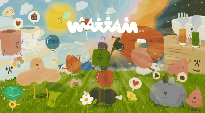 Wattam vinyl soundtrack now up for preorder from iam8bit