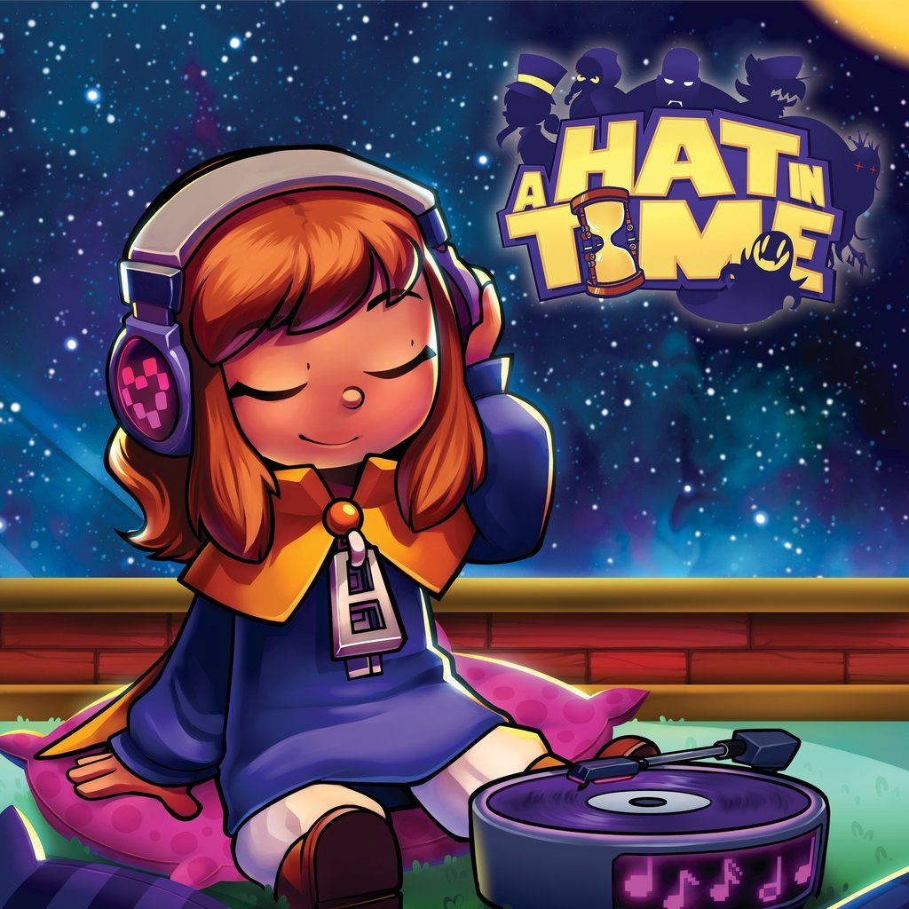 A Hat In Time - Front