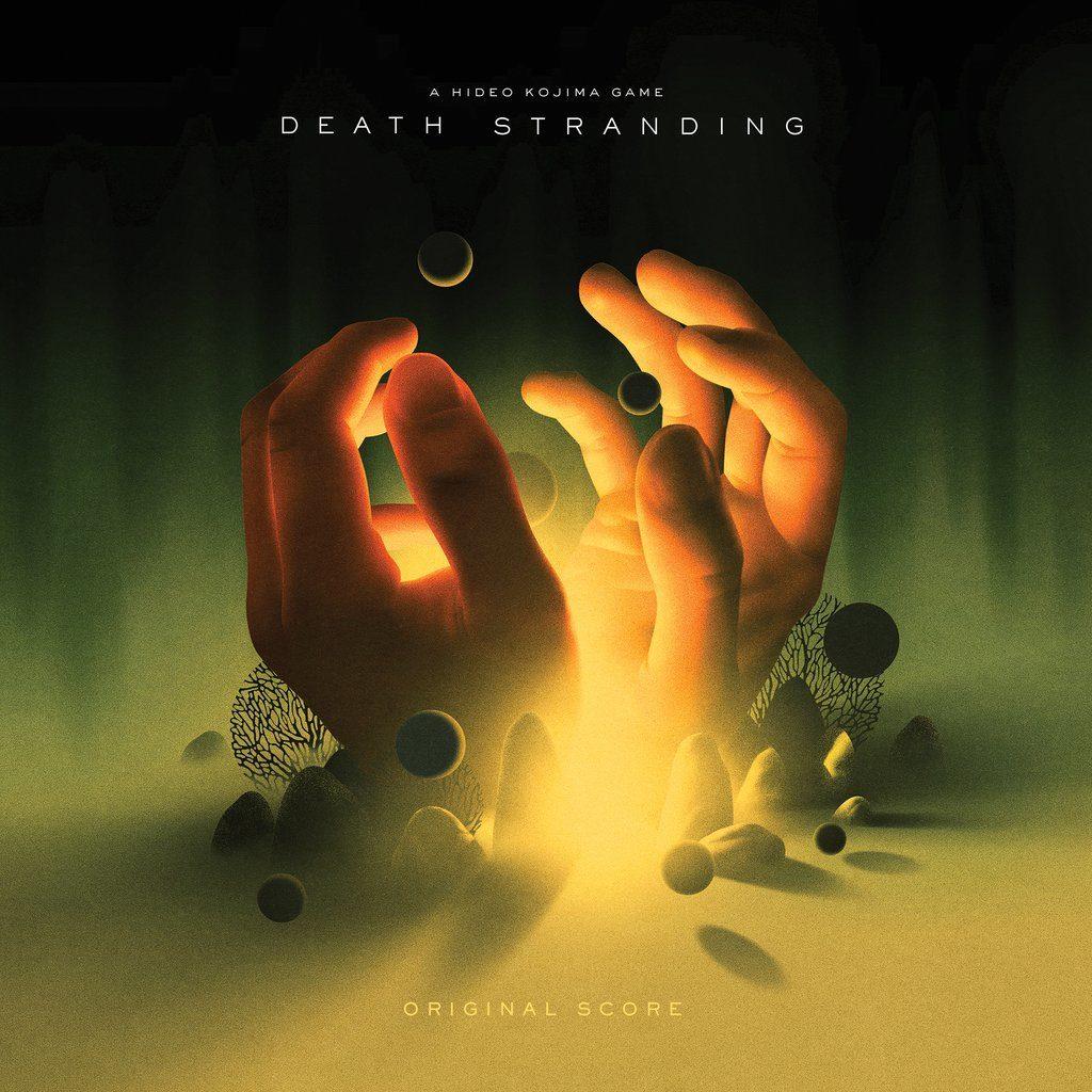 Death Stranding - Front