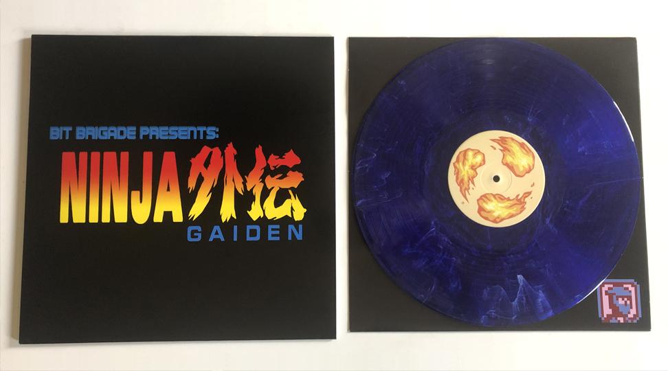 Bit Brigade Ninja Gaiden - Vinyl